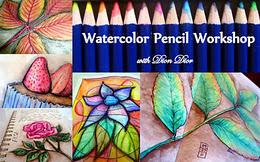 Watercolor Pencil Workshop