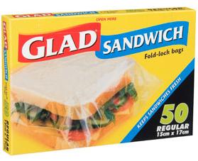 Glad bag