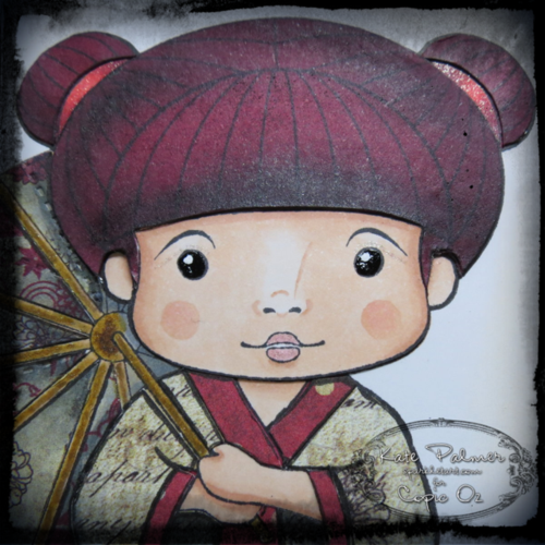 Kimono Marci for Copic Oz 1a