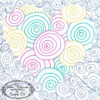 Heart doodle - 2
