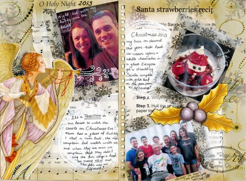 Junk journal Page - 2a wm