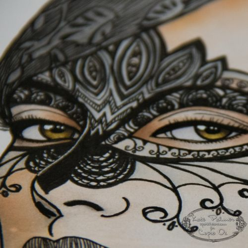 Copic Mask-11