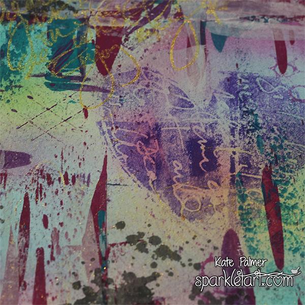 Sparkly Grunge 16