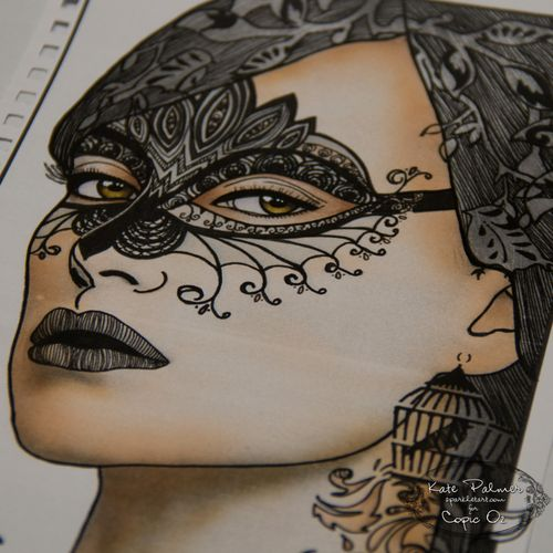 Copic Mask-12