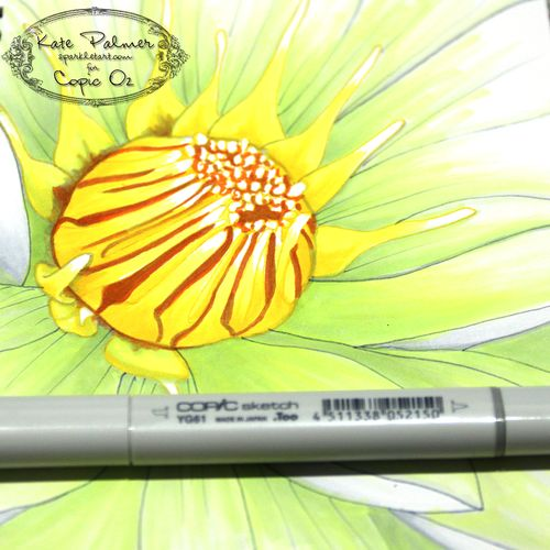 Copic Flower 11a wm
