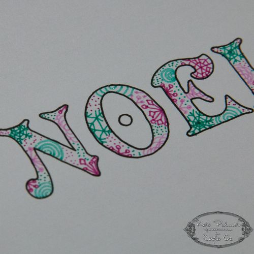 Copic Typography Christmas-6