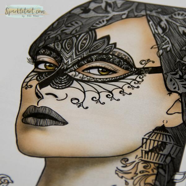 Copic Mask-15a WM