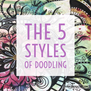 The 5 Styles of Doodling