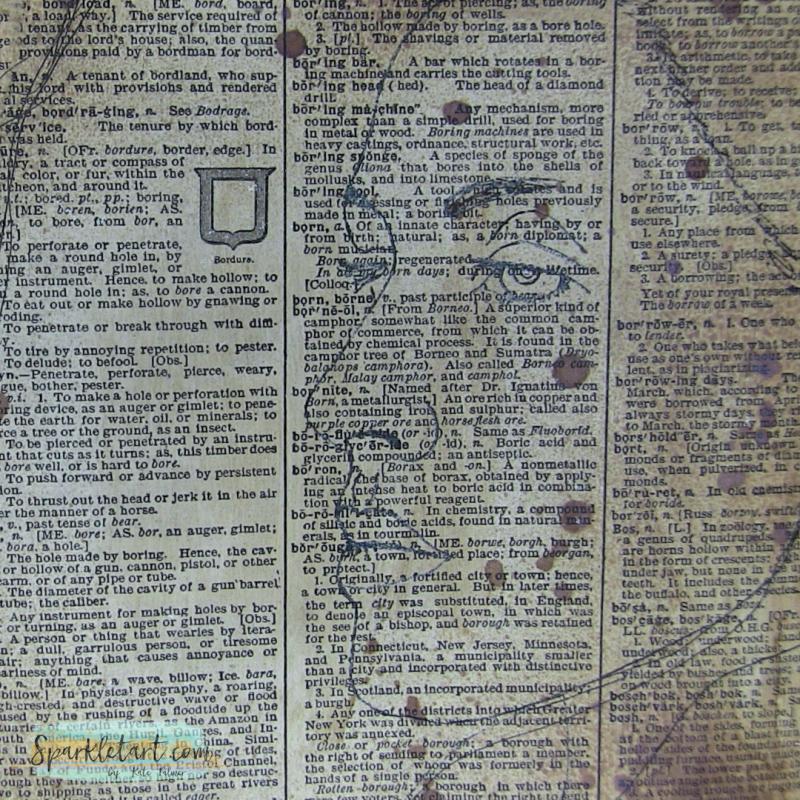 Gelatos on Vintage paper 3a copy