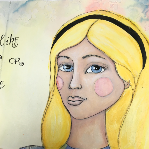 Alice Journal Page 15
