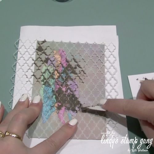 LSG - Sprays on Kraft Card-6