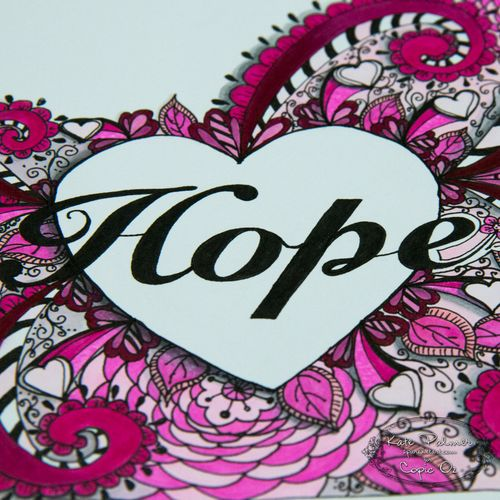 Copic Oz - Hope Doodled Heart-14