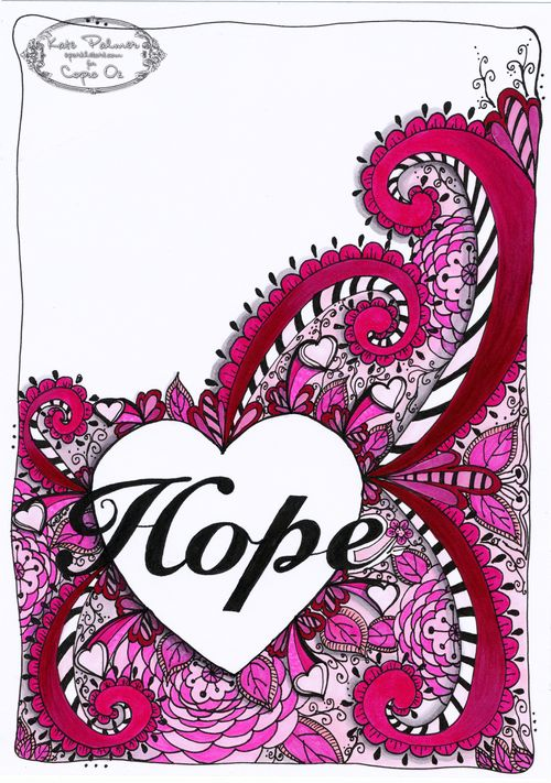 Hope for Breast Cancer wm