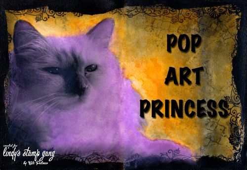 Pop art princess 1d wm