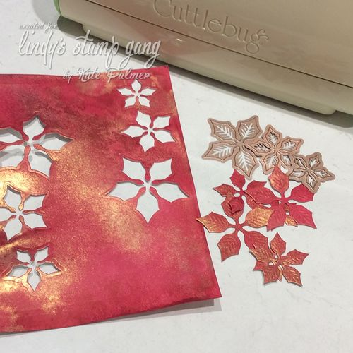 LSG Christmas Poinsettia Card 3 wm