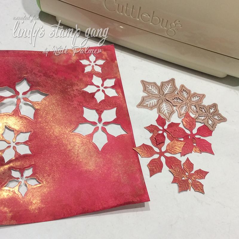 LSG Christmas Poinsettia Card 3 wm