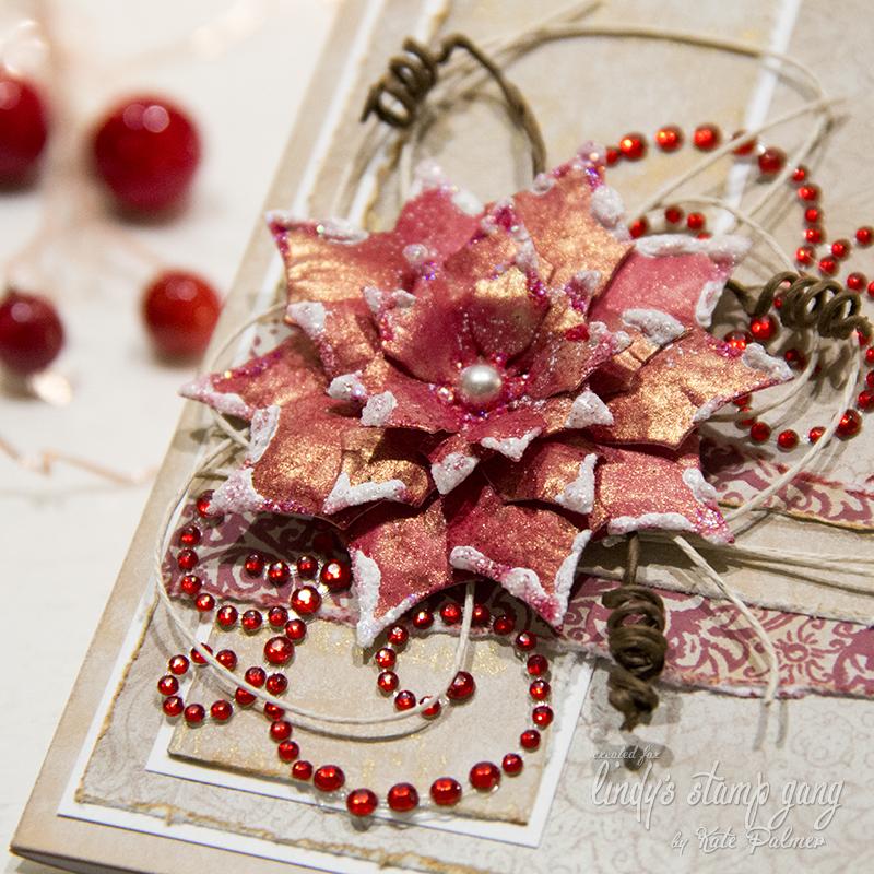 LSG Christmas Poinsettia Card-9 lsg wm