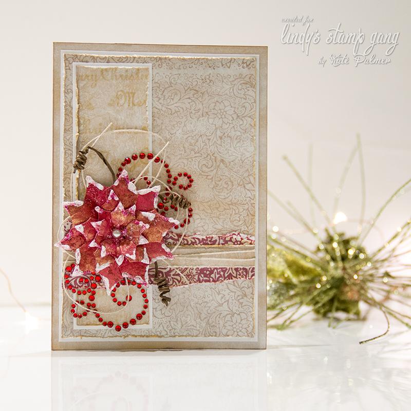 LSG Christmas Poinsettia Card-2 lsg wm