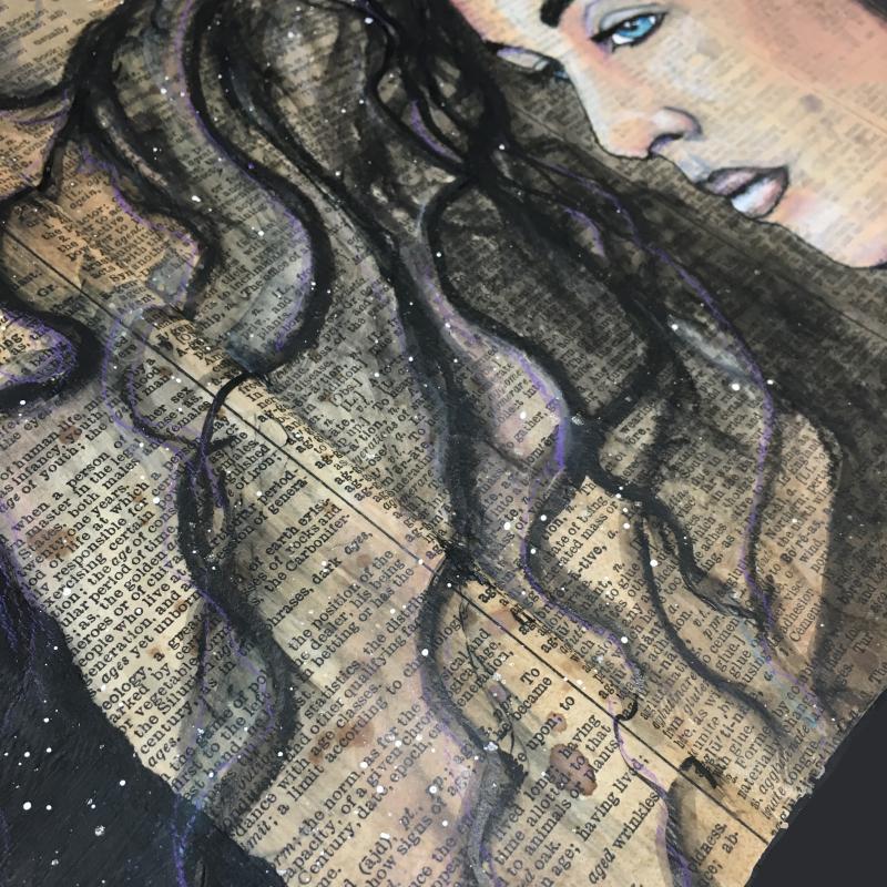 Stars can't shine - hair