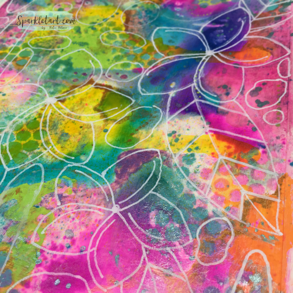 Frangipani Art Journal Pge 9a
