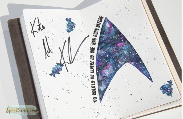 Star Trek Watercolor Close Up 2 wm
