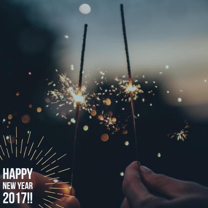 Happy New Year 2107