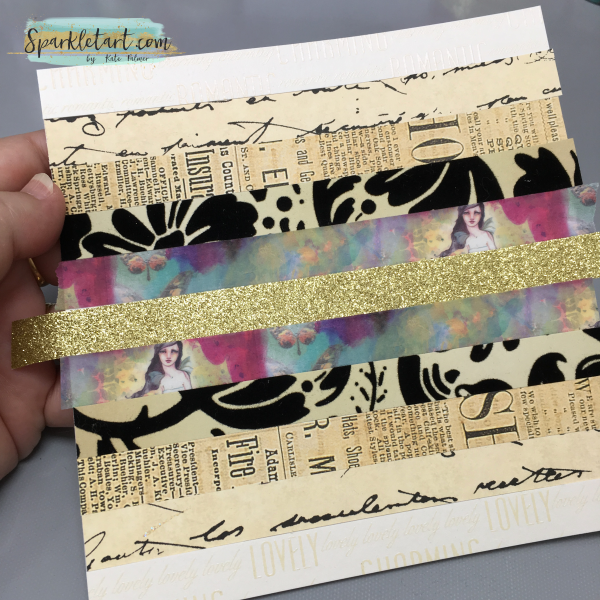 Paper Bargello Card-7a copy
