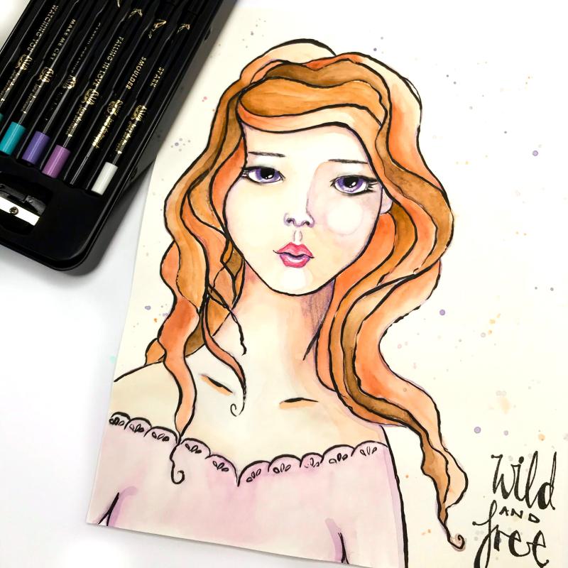Spellbinders-Kate Palmer-Make a Face-6
