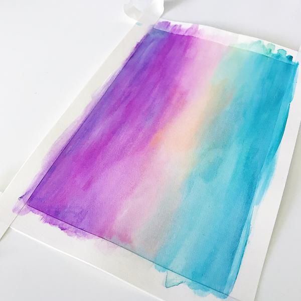 Spellbinders-Kate Palmer-Rainbowitis Card-1