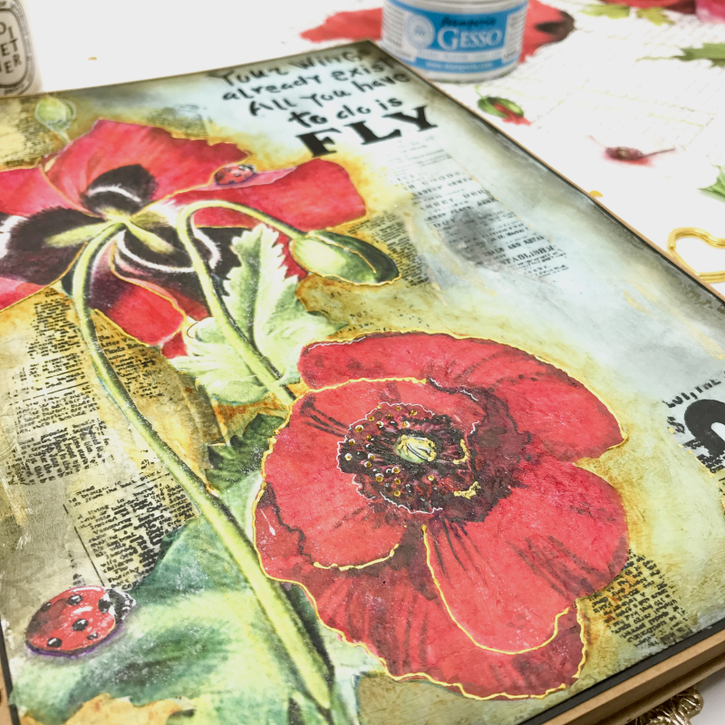 Poppies Page-Stamperia-02