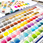 Prima Watercolor Confections: How I store and organize them