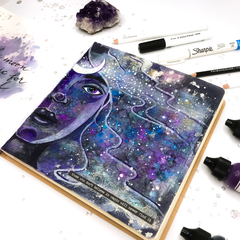 Moon Child art journal page_0474