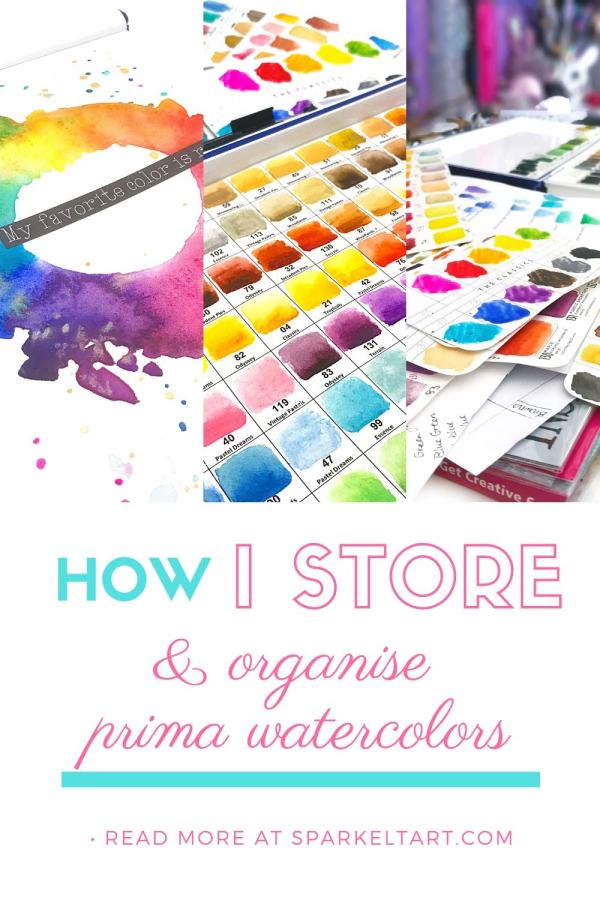 Store and organise